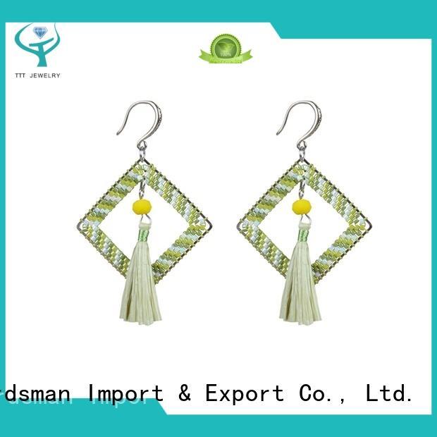 TTT Jewelry new earrings exporter for merchant