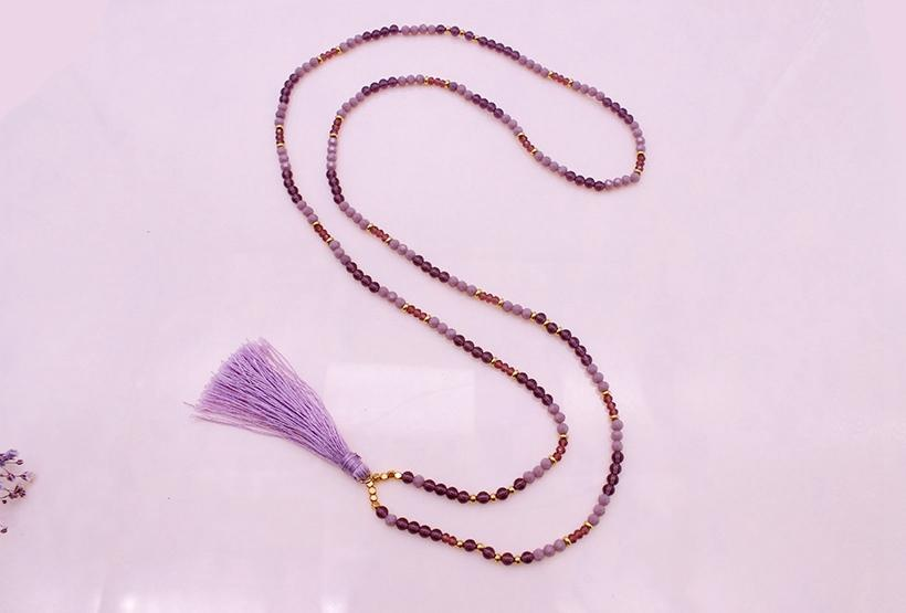 customized amethyst jewelry In stock international market for various occasions-2