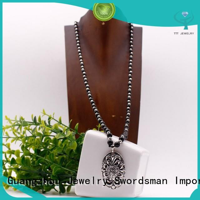 TTT Jewelry low cost necklace no pendant factory for trader