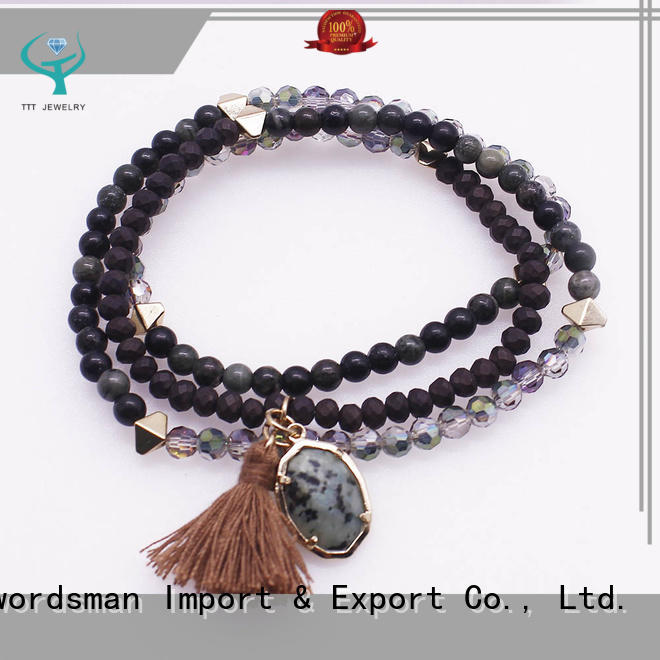 TTT Jewelry distance ab stone bracelet great deal for wholesale