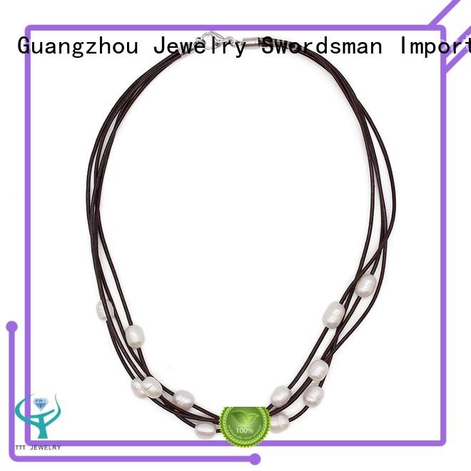 TTT Jewelry reliable 5 layer necklace personalized for trader