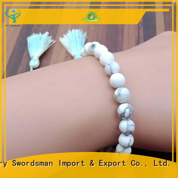 jade stone bracelet lazuli for merchant TTT Jewelry