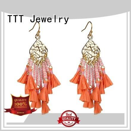 Hot murano glass earrings miyuki glass earrings jewelry TTT Jewelry