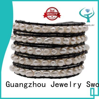 TTT Jewelry beads fine pearl bracelet manufacturer for importer