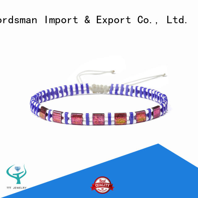 hand made tila beads wholesale for female