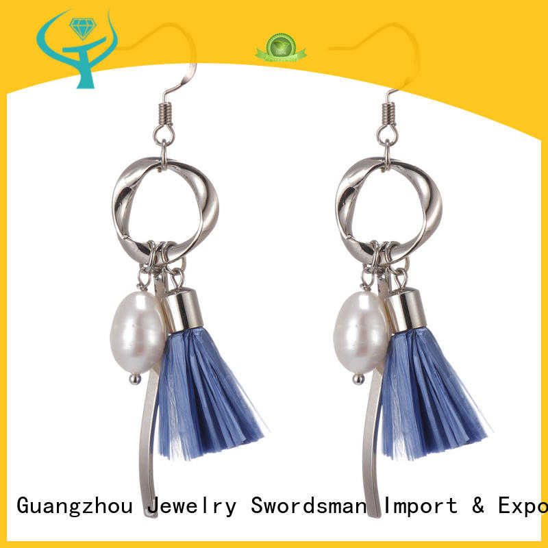 crazy price handmade earrings beads quick transaction for anniversary