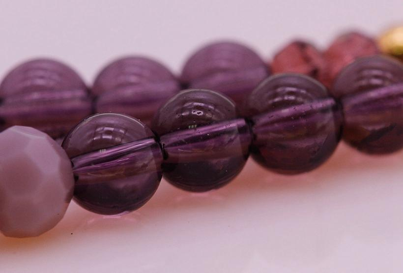 customized amethyst jewelry In stock international market for various occasions-3