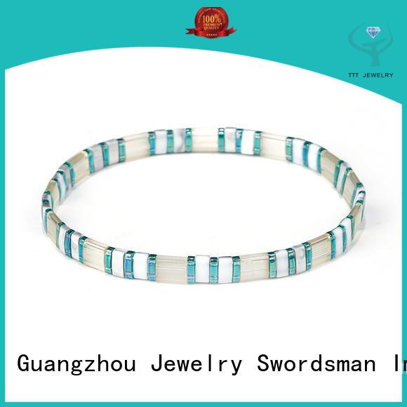 TTT Jewelry high-end quality tila bracelet source now for sale