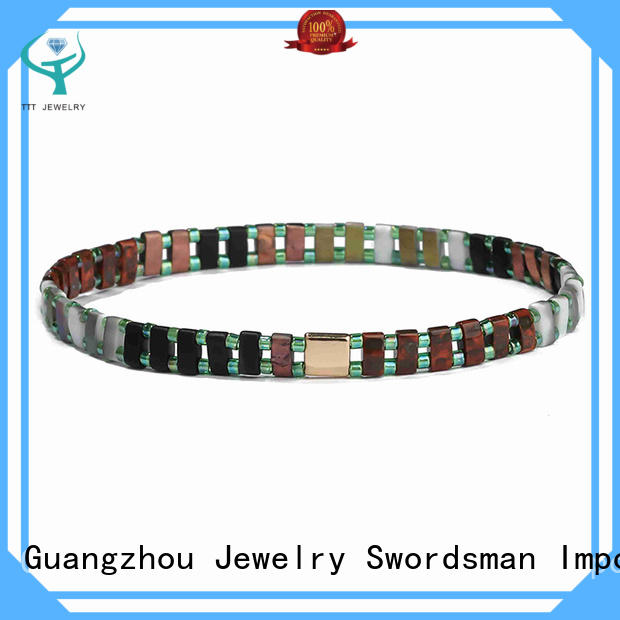 TTT Jewelry fashion beaded bracelets inquire now for sale