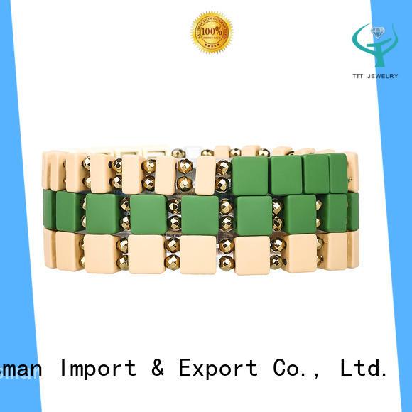 TTT Jewelry eco-friendly hermes enamel bracelet wholesale for gift