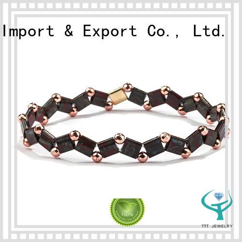 TTT Jewelry hand made beaded bracelets wholesale for female