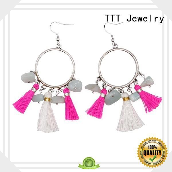 accessories hoop earrings handmade what are hoop earrings TTT Jewelry Brand