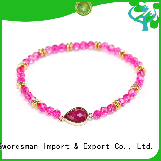 TTT Jewelry funny diy crystal bracelet awarded supplier for reseller