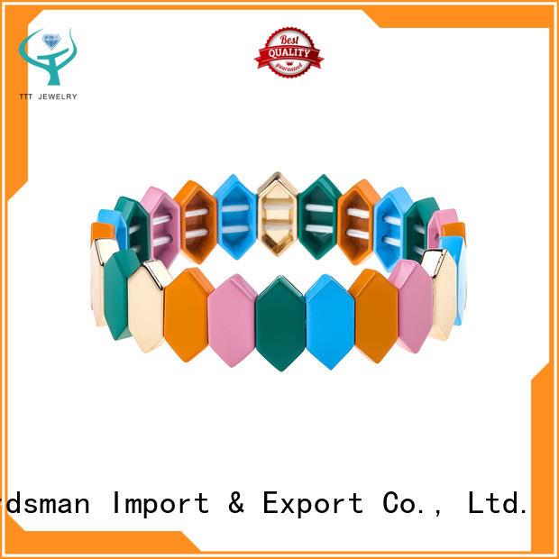 TTT Jewelry young enamel bracelet wholesale for gift