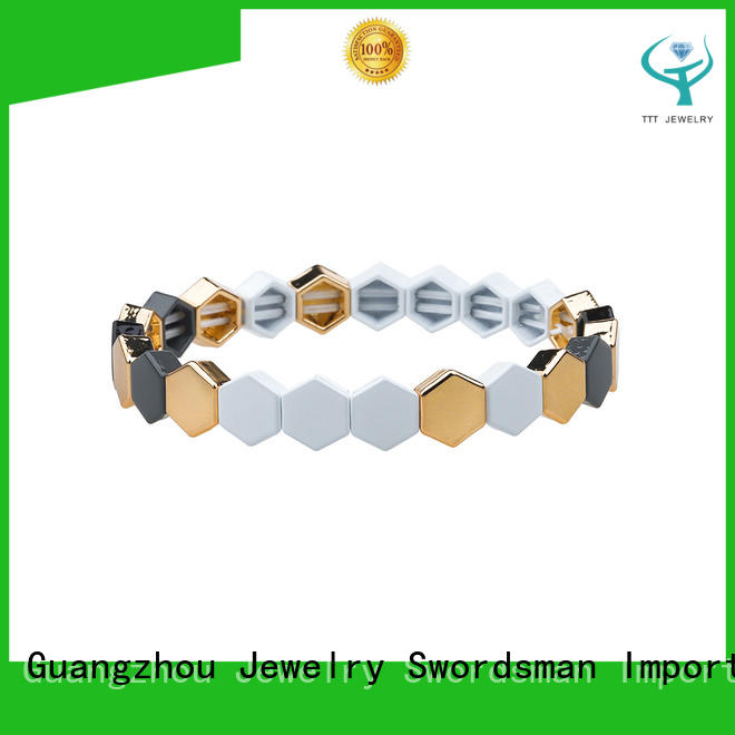 eco-friendly enamel bracelet white solution expert for sale