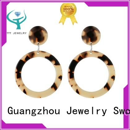 TTT Jewelry hot recommended very small hoop earrings hoop for dealer