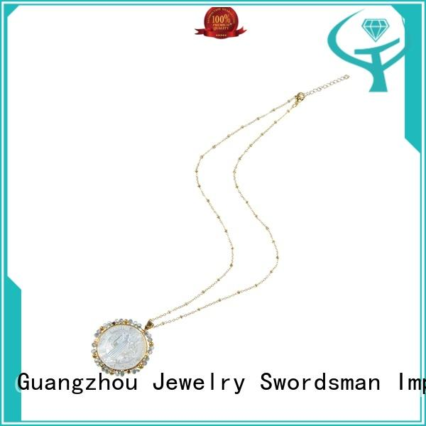 latest necklace tassel export worldwide for retailer