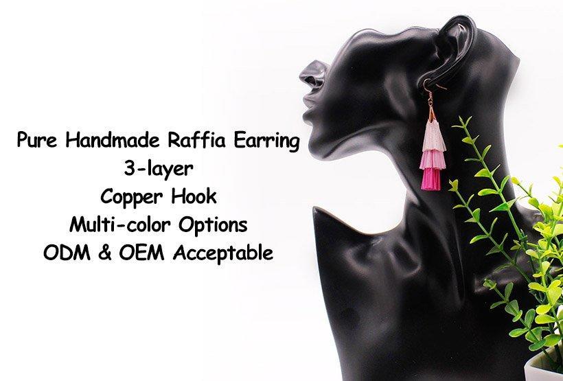 TTT Jewelry piece tassel earrings ebay solution expert for b2b-1