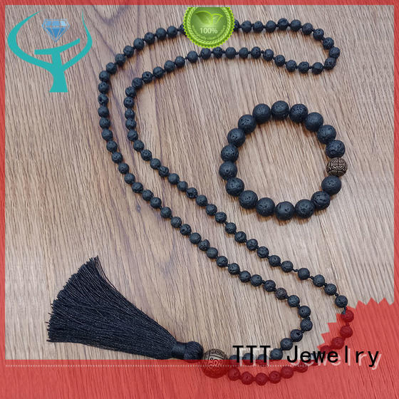 Quality TTT Jewelry Brand bridal necklace parts